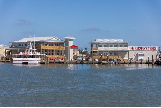 Port Aransas Fishermans Wharf