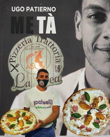 In collaborazione con grande chef Ugo Patierno