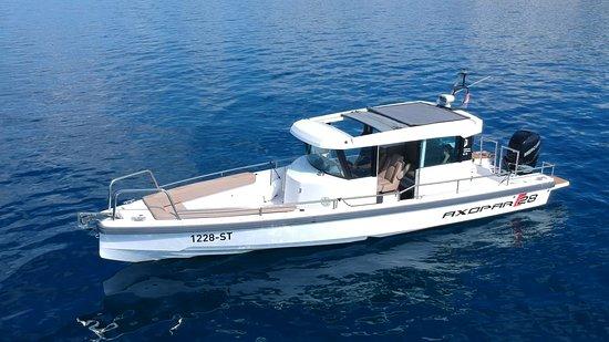 Salmaris Water Taxi Trogir