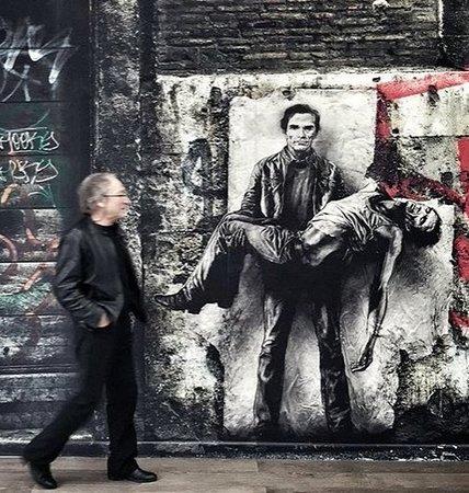 Párizs, Franciaország: Street Art 99