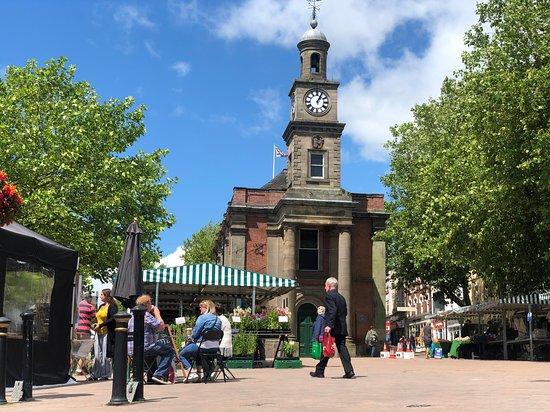 Newcastle-under-Lyme Markets
