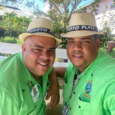 Rigo and Leonel  tour and transfer