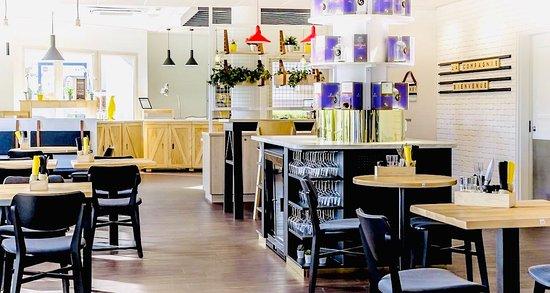 Le deuxième restaurant La Compagnie Bistrot s'est installé à Strasbourg fin 2018 entre l'aéroport de Strasbourg et le centre-ville. Cette ouverture représente une opportunité énorme pour la ville, les équipes et les personnes travaillant et vivant à proximité du restaurant.  Le Sud-Ouest de Strasbourg voit donc émerger une adresse moderne à la carte généreuse et aux produits nobles et qualitatifs et tout cela à des prix très attractifs. En effet, notre menu à 12,90€ et nos garnitures à volonté s