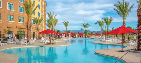 oboba Casino Resort offers spectacular views of the San Jacinto Mountains and is located just outside the cities of San Jacinto and Hemet, CA. Situated on over 200 acres, the resort features a first-class casino, a hotel and PGA-rated golf course.