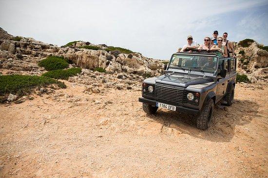 Island Discovery Jeep Safari Menorca