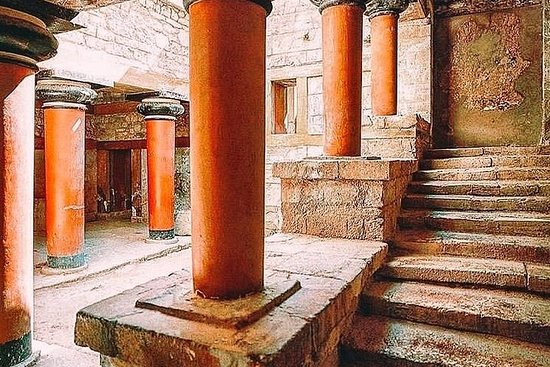 VIP Zeus Cave & Knossos Palace Full-Day...