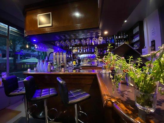 bar comptoir