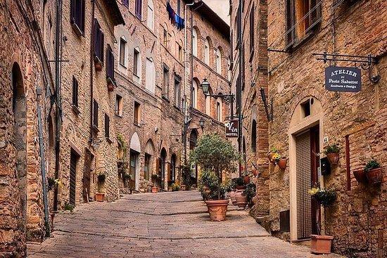 Private Tour: Siena, San Gimignano...