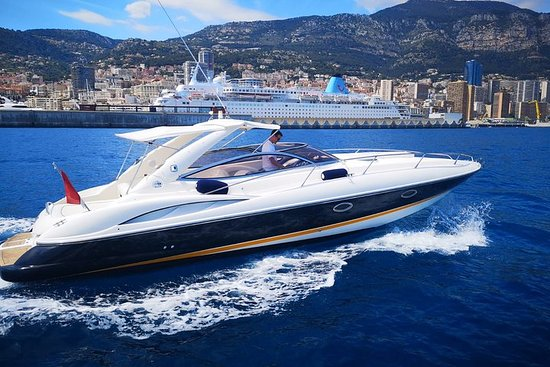 Private Motorboat Cruise from Monaco...