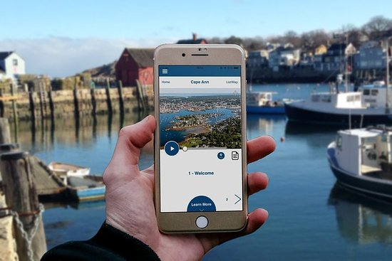 Scenic Cape Ann Self-Driving Audio Tour in Gloucester and Rockport