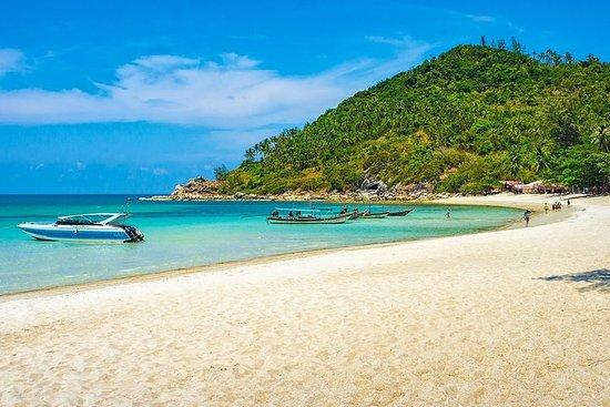 Koh Phangan Safari Tour med hurtigbåt fra Koh Samui inkludert lunsj