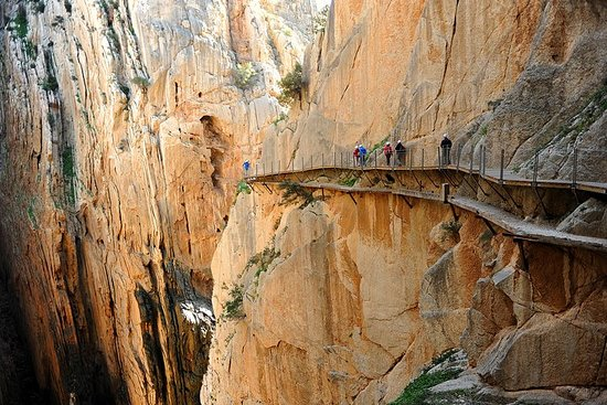 Day Tour to Caminito del Rey from...