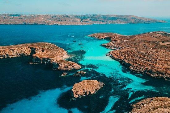 Gozo og Comino Blue Lagoon Cruise...