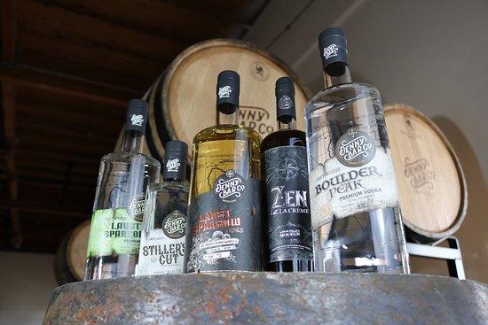 Etna, CA: Denny Bar Co. Spirits