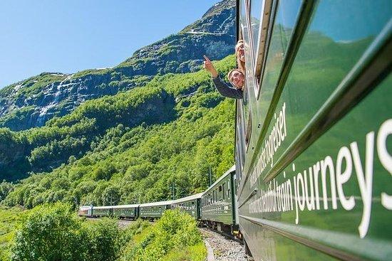 Guidet dagstur - Sognefjord Express...