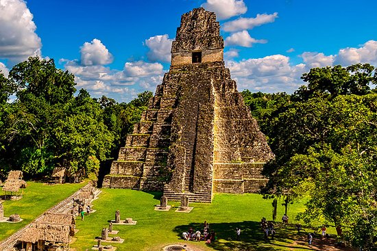 VIAJES MAYAN WORLD