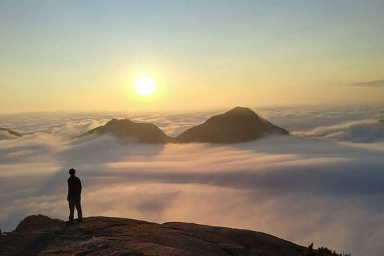 Acampamento Particular na Serra do...