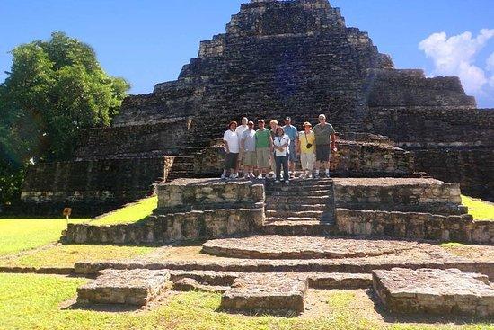 Tour de História e Paraíso de Mahahual...