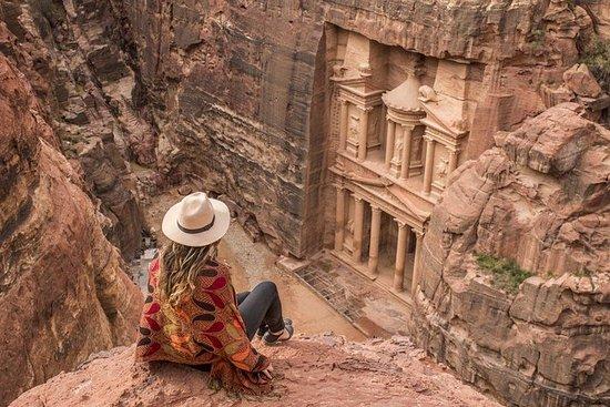 En dagstur till Petra från Amman eller ...