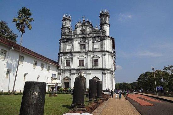 Les mystères incalculables de Comba (Goa) avec un local - Spécial...