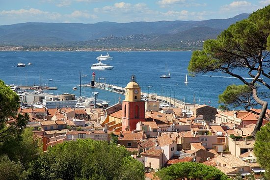 Saint Tropez Full Day Tour av van
