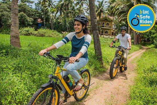 BLive Electric Bike Tours – Village...