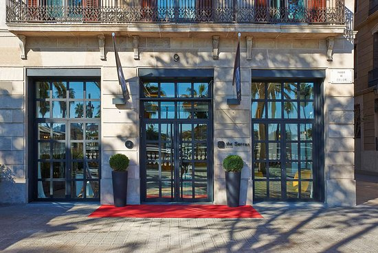 The Serras Barcelona Luxury Boutique Hotel, hoteles en Costa de Barcelona