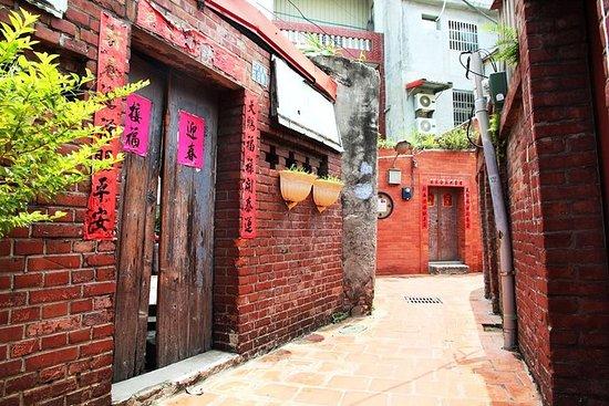 Taichung & Lukang 1 dagers tur