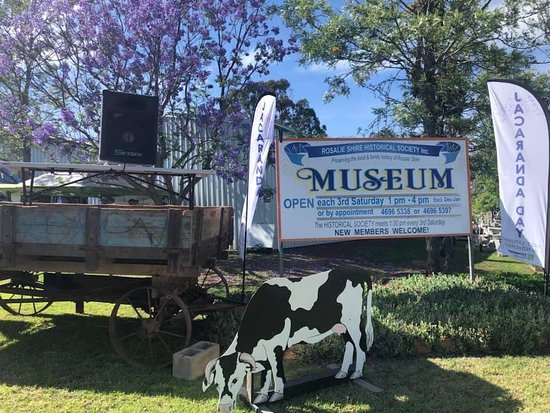 Rosalie Shire Historical Society And Museum
