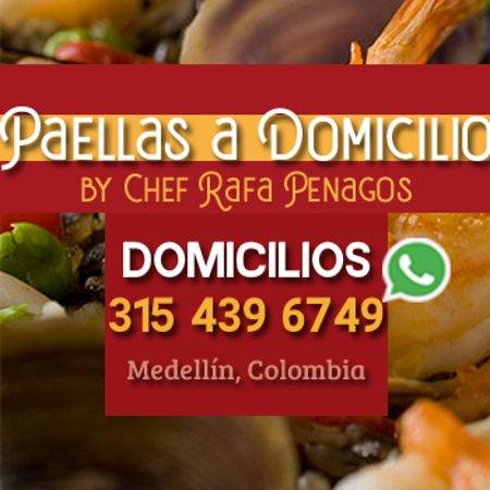 Paellas a Domicilio - Una experiencia gastronómica a domicilio