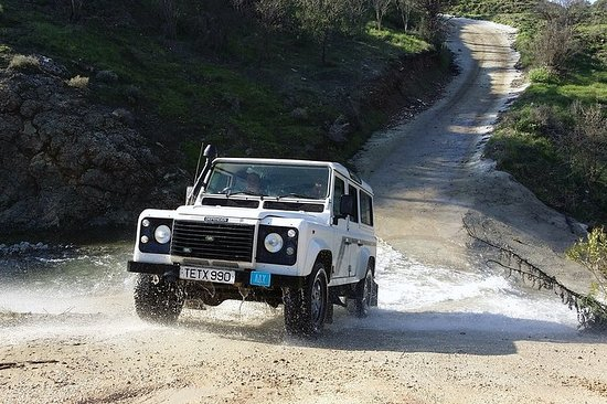 Jeep Safari to Akamas - Blue Lagoon...