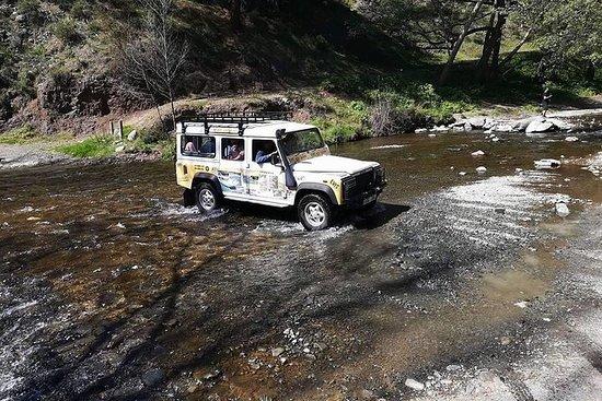 Jeep Safari Troodos - Kykkos...