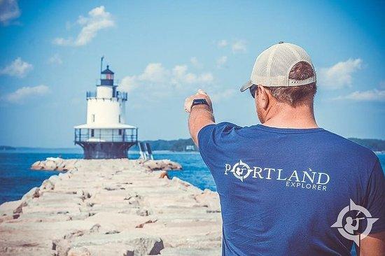 Tour del faro di Portland, Maine