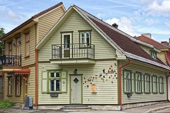 The best of Pärnu walking tour