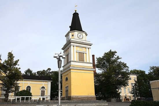 The best of Tampere walking tour