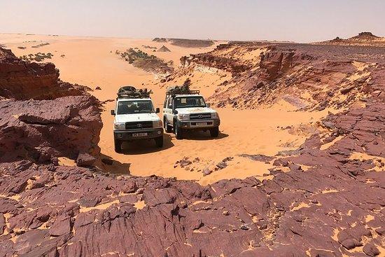 SAHARA - Fly and Drive Ennedi