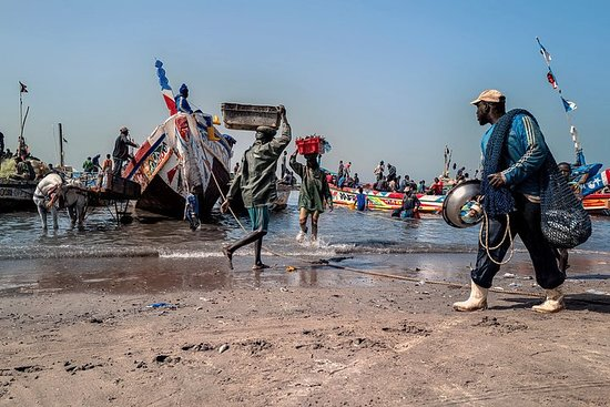 Colors and fragrances of Senegal base 02 pax
