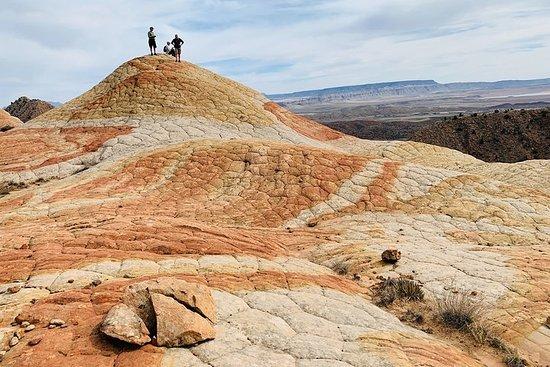 Candy Cliffs in Saint George Utah