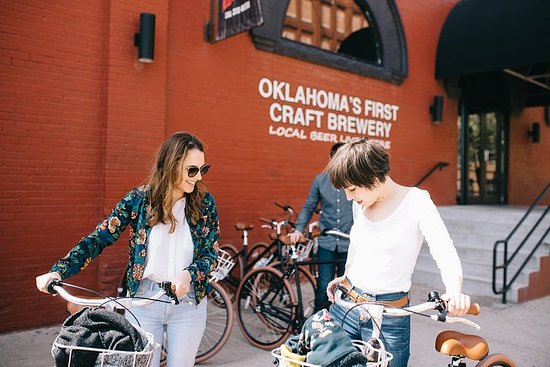 Tour de vélos et brasseries
