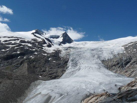 Foto scattata durante un'escursione in quota al Innergschlöss/Schlatenkees - Osttirol, Austria.