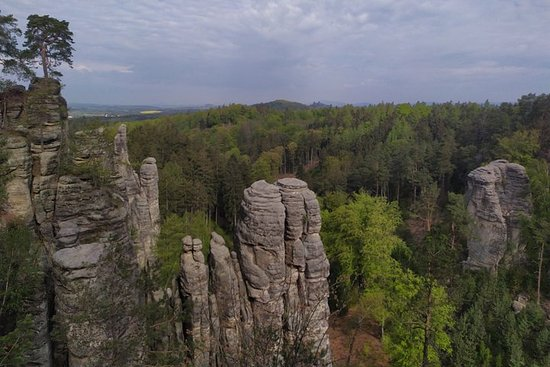 Bohemian Paradise walking Tour of...