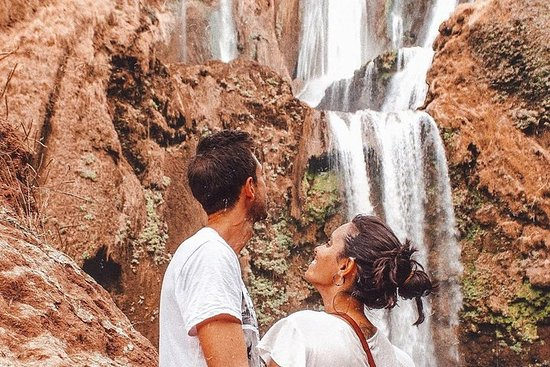 Excursion aux cascades d'Ouzoud au...