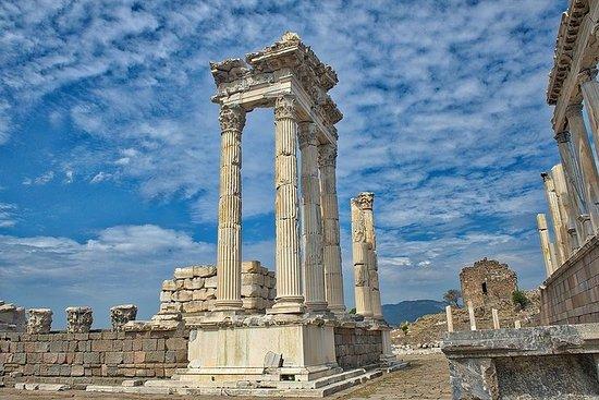 Dikili Cruise Excursions-Pergamon and Asklepion Tour