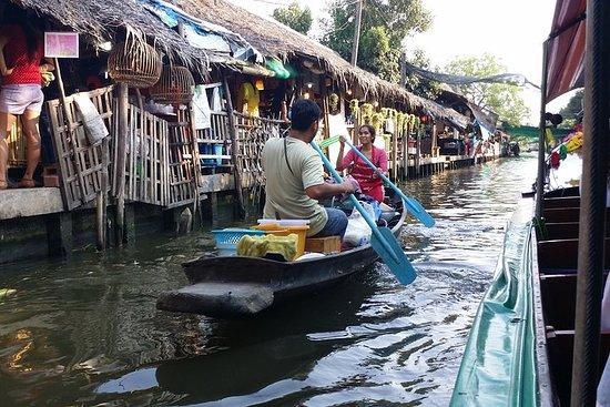 Riskanter Markt, Bootsfahren...