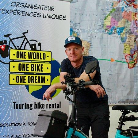 One World, One Bike, One Dream - Touring bike rental