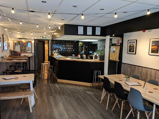 Colwyn Bay, UK: A bright, modern craft beer bar. We also serve a range of ciders, wines and spirits