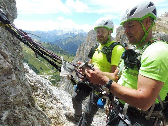 Ferrata degli Alpini