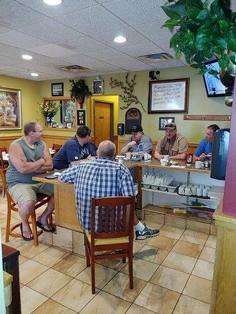 Manteno, IL: Yannis Cafe