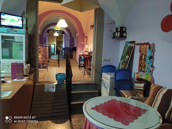 Cabeza del Buey, İspanya: Como en casa