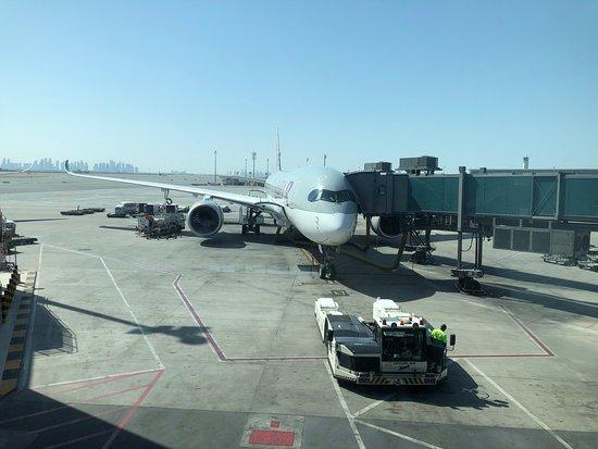 카타르항공 사진